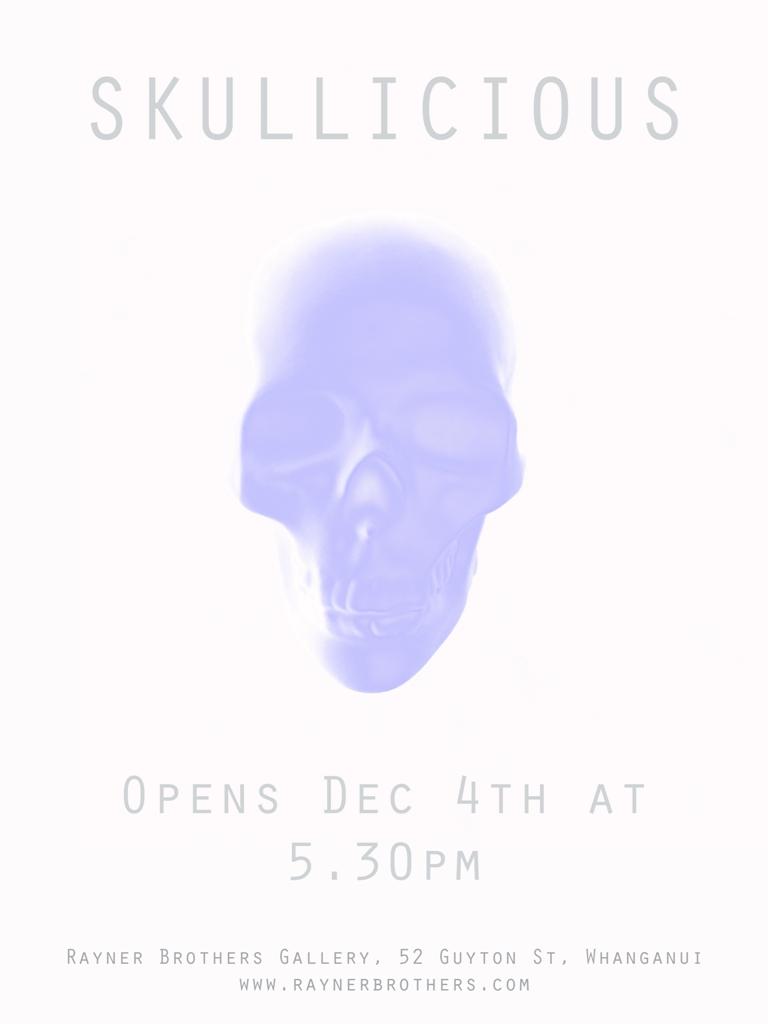 skullicious invite